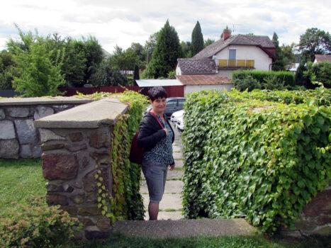 CHB zahrada zámku